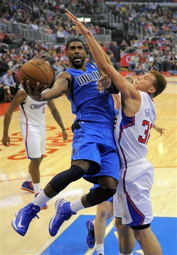 O.J. Mayo, Blake Griffin
