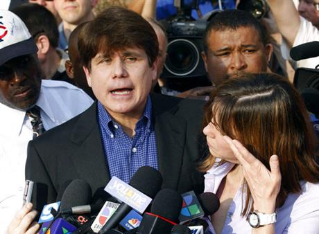 Appeals court denies Blagojevich request for 3rd sentencing
