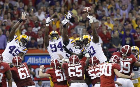 All-Time AP Poll 2010s Football