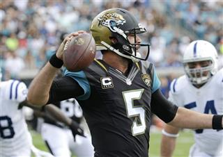 Blake Bortles, David Parry