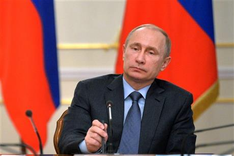 Putin threatens to cut off gas to Ukraine thumbnail