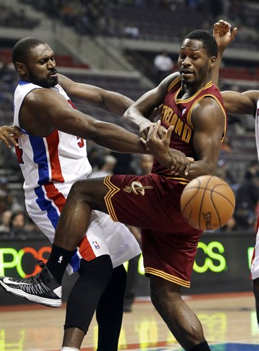 Jason Maxiell, Jeremy Pargo