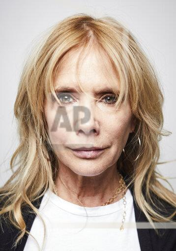 Rosanna Arquette Portrait Session