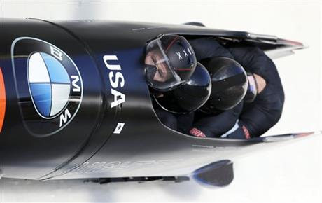Steven Holcomb, Justin Olsen, Curtis Tomasevicz , Steven Langton