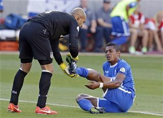 Carlo Costly, Tim Howard