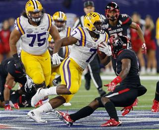 Leonard Fournette,Jah'Shawn Johnson