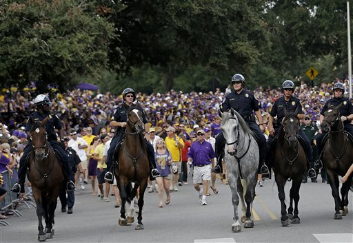 LSU Economic Study Football
