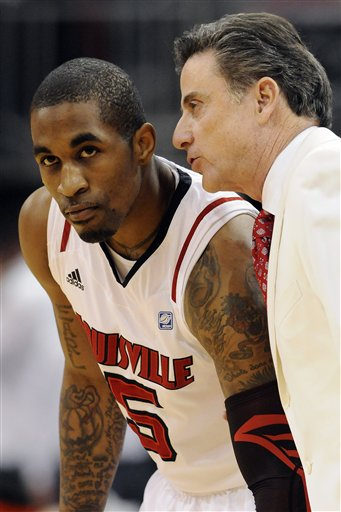 Chris Smith  Rick Pitino