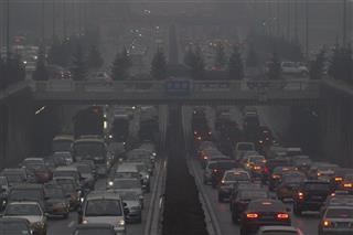 China Pollution Paradox