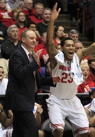 Thad Matta, Amir Williams