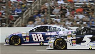 Dale Earnhardt Jr., Kasey Kahne