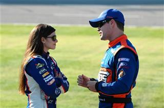 Ricky Stenhouse Jr., Danica Patrick