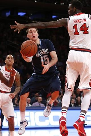 Ryan Arcidiacono, JaKarr Sampson