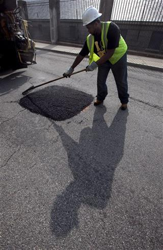 Automatic Pothole Detector