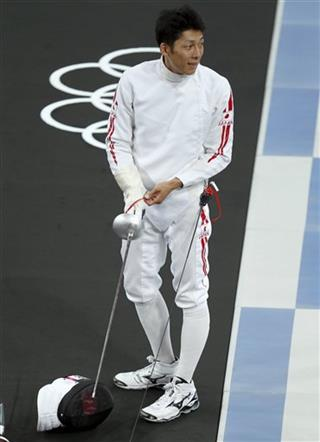London Olympics Modern Pentathlon Men