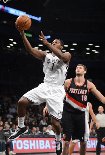 Joe Johnson, Joel Freeland