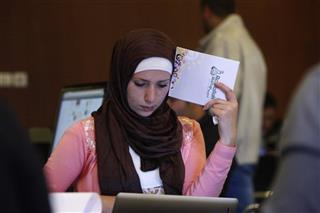 Mideast Palestinians Start Up Nation
