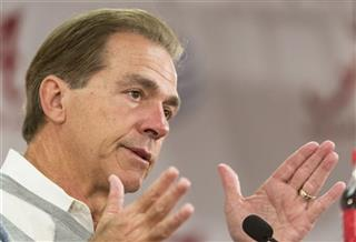 Alabama Football Monday Saban Presser Nov. 16