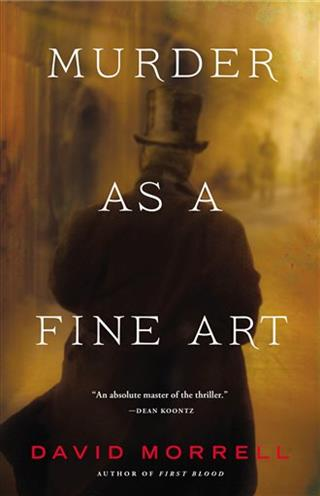 Book Review Murder as a Fine Art