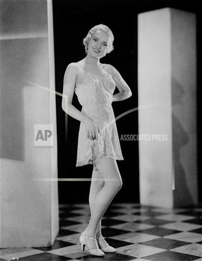 Watchf AP A ENT NY USA APHS373100 Betty Grable