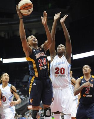 Tamika Catchings, Sancho Lyttle