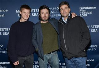 Lucas Hedges, Casey Affleck, Kyle Chandler