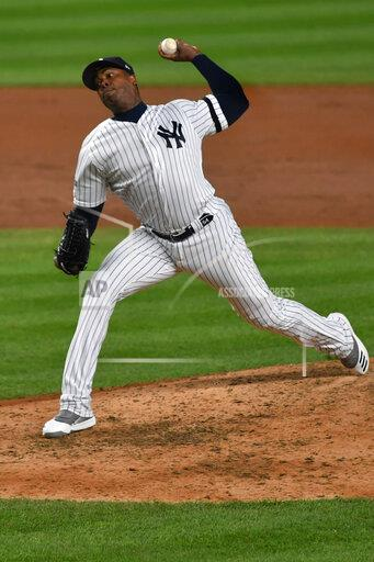 MLB 2019 - New York Yankees defeat the Houston Astros 4-1 in game 5 of the ALCS