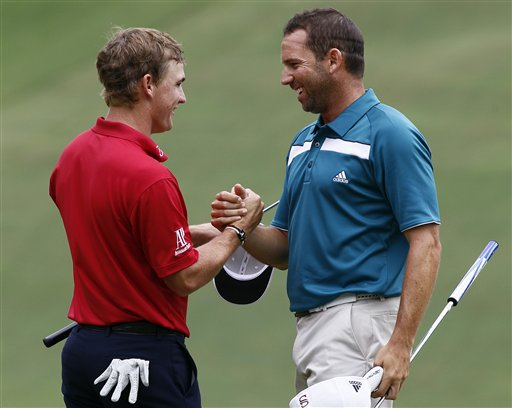 Sergio Garcia, Ben Cauley