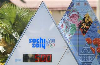 Russia Sochi 500 Days