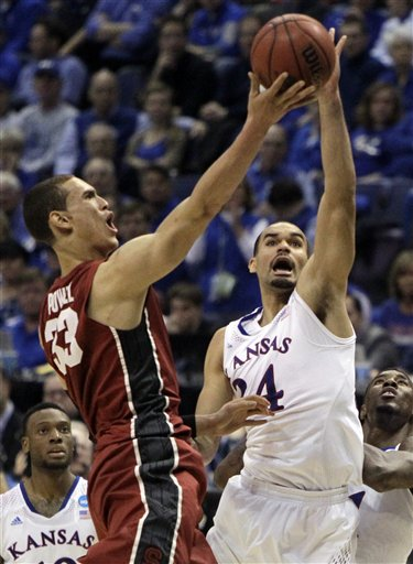 Dwight Powell, Perry Ellis