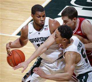 Nick Zeisloft, Marvin Clark Jr., Bryn Forbes