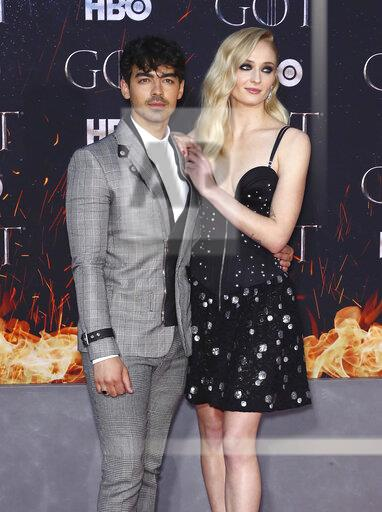 Joe Jonas and Sophie Turner expecting first child - 2/13/20