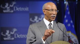 Detroit Mayor-Budget
