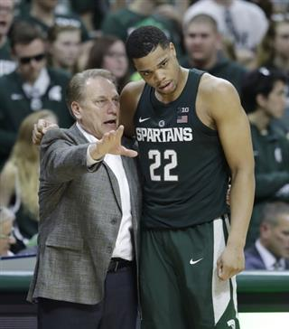 Miles Bridges, Tom Izzo