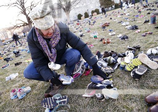 Monument for our Kids: Victims of Gun Violence