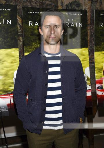 """NY Special Screening of """"The Art of Racing in the Rain"""""""