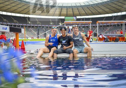 German Athletics Championship 2019 in Berlin.