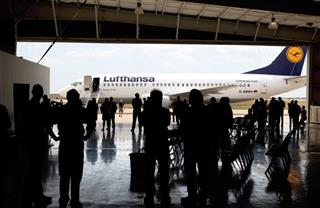 Lufthansa-Tulsa