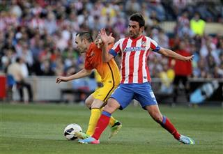 Andres Iniesta, Adrian Lopez