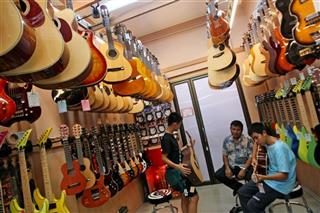 Thailand Saving Species Musical Instruments