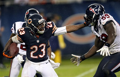 Devin Hester, Whitney Mercilus