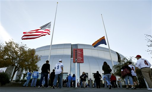 Lions Cardinals Football School Shooting