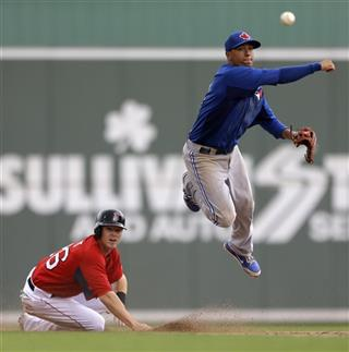 Ryan Goins, Brock Holt