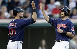 Yan Gomes, Drew Stubbs