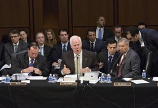 John Cornyn, Michael S. Lee,  Jeff Sessions