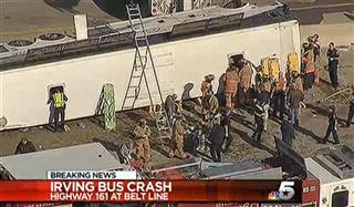 Bus Crash Texas