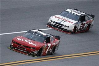 Regan Smith, Joey Logano