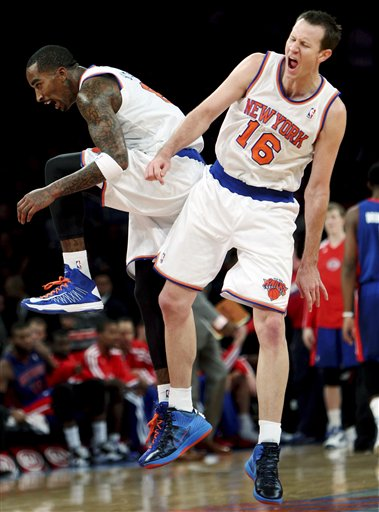 J.R. Smith, Steve Novak