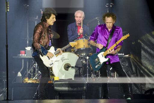 The Rolling Stones in Concert - East Rutherford, NJ