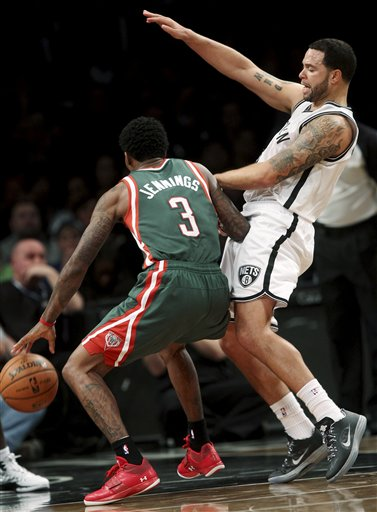 Deron Williams, Brandon Jennings